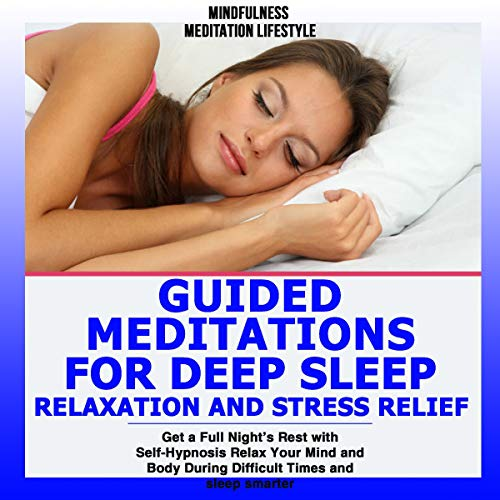 Bargain Audio Book - Guided Meditations for Deep Sleep Relax