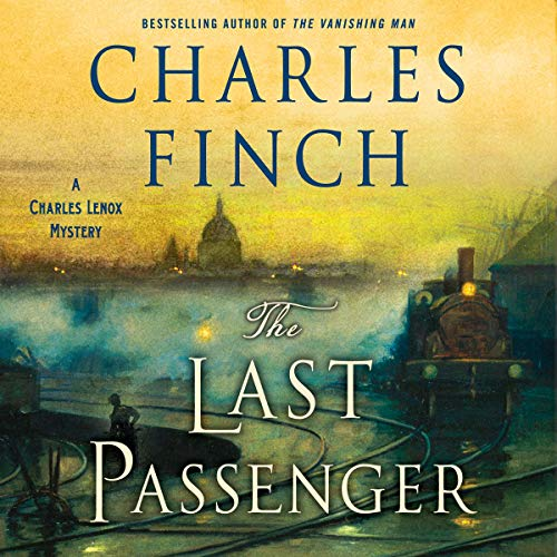 The Last Passenger audiobook cover art