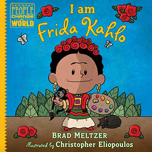 I Am Frida Kahlo cover art