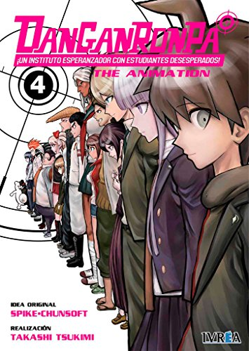 Danganronpa The Animation 4