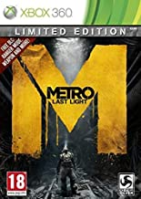 Metro last light limited edition Xbox 360