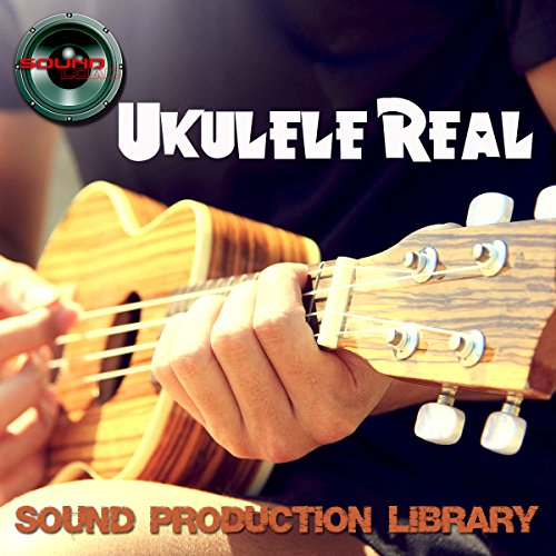 Ukelele Real – Large Unique, Very Useful 24bit Wave Multi-Layer muestras/Loops/Groove Library on DVD or Download