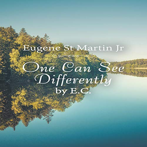 One Can See Differently  audiobook cover art