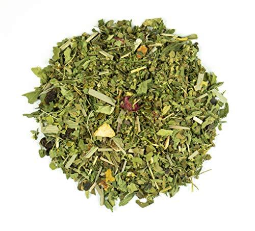Hennep citrus thee, biologisch, 100 gram losse thee