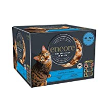 100% Natural ingredients - Ingredients that your pet will love. 75% Meat - More real meat and no unnecessary cereals, fillers or preservatives. Natural source of omega 3 - Helping to nourish your cats skin and coat. Complementary pet food - Serve on ...