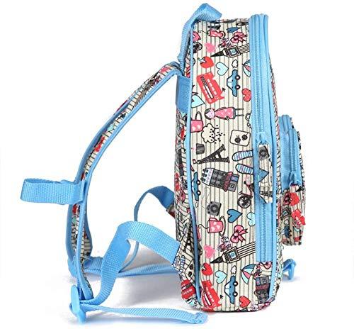 LXY Children backpack Kids Backpack, Toddler Anti-Lost Bag, Prevent Traction Plush Backpack Soft Cute Toys Children's School Kindergarten Schoolbag Bag for 2-10 Years Old Children Backpack
