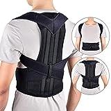 AUSPUM Back Brace Posture Corrector for Women and Men Back Lumbar Support Shoulder Posture Support for Improve Posture Provide and Back Pain Relief