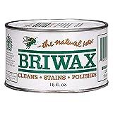 Light Brown Briwax Original Formula
