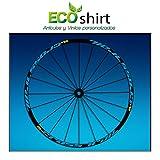 Materiale ad alta resistenza. Ecoshirt FC-YTZT-80G8 - Adesivi per cerchione Rim Mavic Crosstrail Bike Am58 MTB Downhill, Blu 29\
