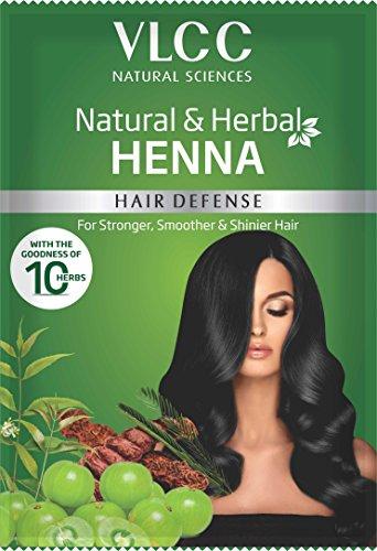 VLCC 100% naturel à base de plantes Henna Amla & Shikakai Extraits cheveux Mehndi Powder 100g