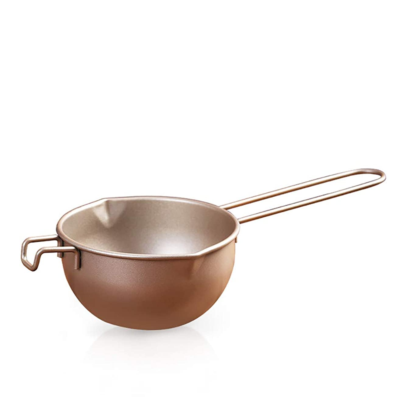 Chocolate Melting Pot, Non-Stick Coating Double Boiler Insert Baking Tools 450 Ml Mask,Melted Butter Chocolate