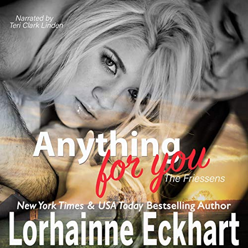 Couverture de Anything for You
