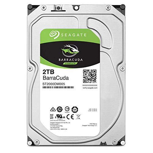 Seagate ST2000DM005 Barracuda