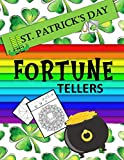 St. Patrick's Day Fortune Tellers: Paper Folding Templates; Origami for Kids