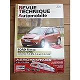 Rta-revue Techniques Automobiles - Fiesta 02- Revue Technique Ford