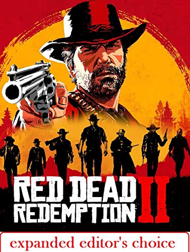 Guide for Red Dead Redemption 2: Expanded Editor's Choice (English Edition)
