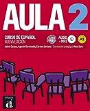 Aula Nueva edición 2 Libro del alumno + CD: Aula Nueva edición 2 Libro del alumno + CD (Ele - Texto Español)