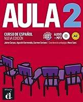 Aula (For the Spanish market): Libro del alumno + CD Mp3 2 (A2) New edition