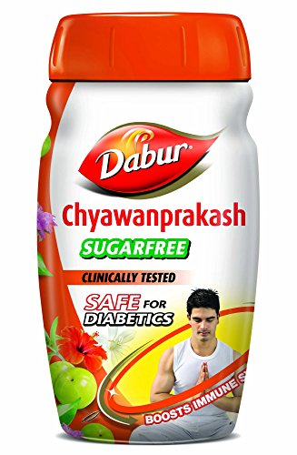Dabur Chyawanprakash Sugarfree : Clincally Tested Safe for...
