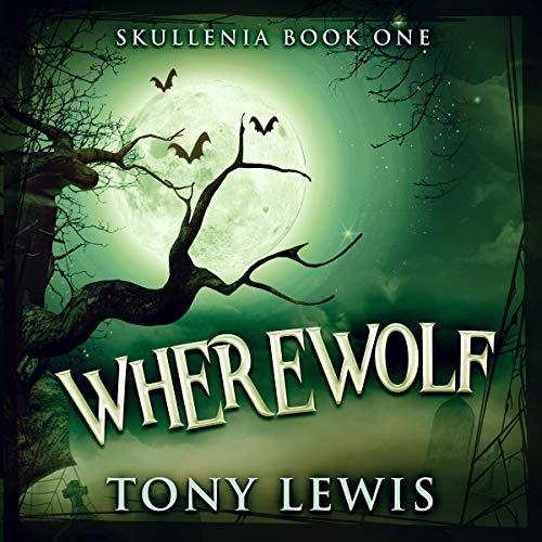 Wherewolf audiobook cover art