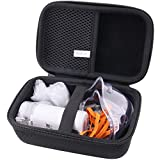 waiyu Hard EVA Carrying Case for MAYLUCK Handheld Nebuliser Portable Nebulisers Case