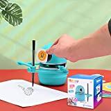SEAAN Robot Artist para pintura/ortografía/matemáticas, robot de dibujo automático inteligente...