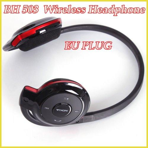 Nokia BH-503 Stereo Headset (Black)