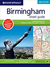 Rand McNally Birmingham Street Guide: Including Portions of Jefferson, Shelby, and Walker Counties