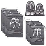 AMAYGA 10 Piezas Bolsas de Zapatos, Multifunción a Prueba de Polvo para...