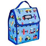 Wildkin Kids Insulated Lunch Bag for Boys and Girls,Lunch Bags Ideal Size for Packing Hot or Cold...