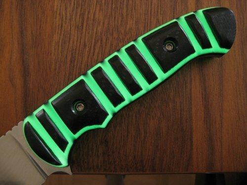 Glow Inc. Ultra Green V10 Glow Powder 1 Ounce