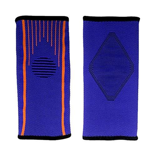 Y-fodoro 1 par de calcetines deportivos de soporte para el tobillo, fascitis plantar, calcetines transpirables de compresión para el tobillo, para calcetines antiescaras de fútbol de baloncesto-Xl