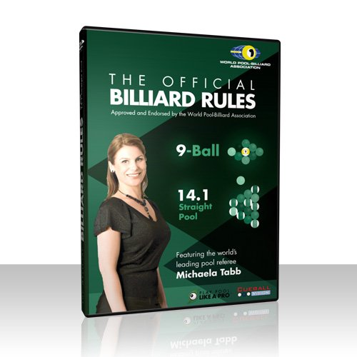 The Official Billiard Rules: 9-Ball 14.1/Straight Pool