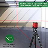 Zoom IMG-2 laser autolivellante curconsan livella ip54