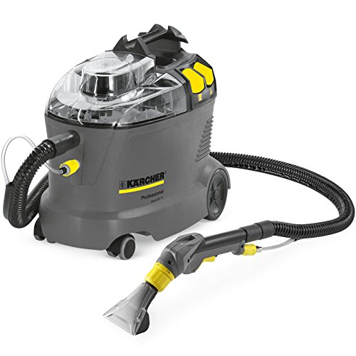 Karcher PUZZI 8/1 C Professional Spot Carpet and Upholstery Cleaner 240v