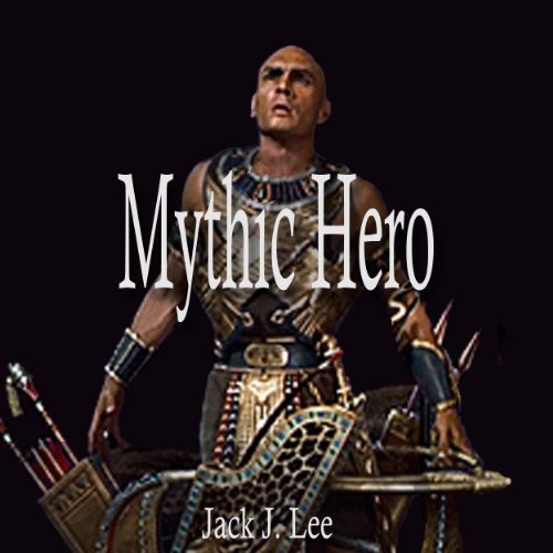 Mythic Hero audiobook cover art