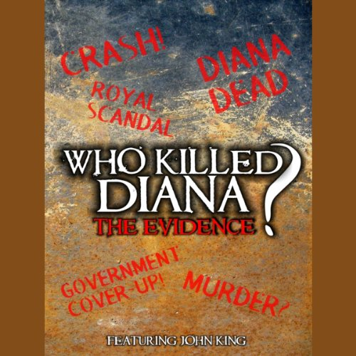 Who Killed Diana? audiobook cover art