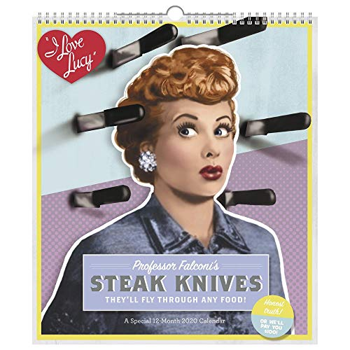 Day Dream Calendars 2020 I Love Lucy Wall Calendar, Special Edition (DDSE902820)