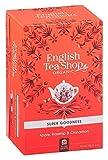 English Tea Shop Infusión orgánica de manzana, rosa mosqueta y canela hecha en Sri Lanka - 1 x 20 bolsitas de té (40 gramos)