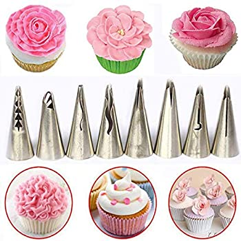 Best russian tulip piping nozzles Reviews