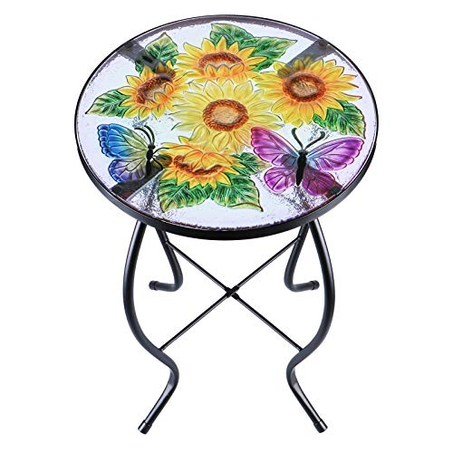 Patio Side Tables Outdoor, 14