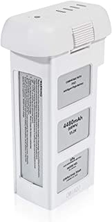 Phantom 3 Battery, Mr.Batt Intelligent Flight Battery for DJI Phantom 3 Standard,DJI Phantom 3 Pro,DJI Phantom 3 Advanced,DJI Phantom 3 4K, DJI Phantom 3 SE Drone, 15.2V 4840mAh, 1 Pack