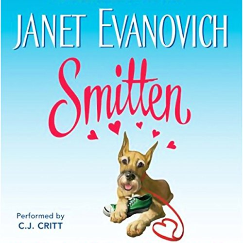 Smitten audiobook cover art