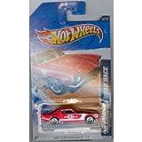2012 Hot Wheels HW Perfomance '70 Camaro Road Race Red #144/247 by Mattel