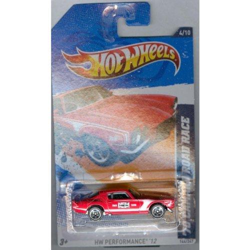2012 Hot Wheels HW Perfomance \'70 Camaro Road Race Red #144/247 by Mattel