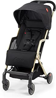 Diono Traverze Special Edition, The Original Airplane Stroller, Gold