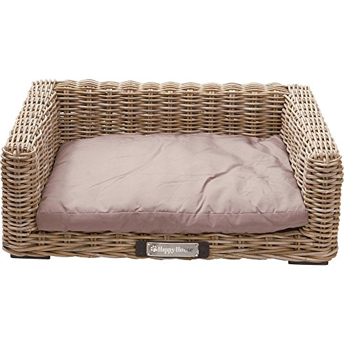 Happy House Rattan Sofa, mittel