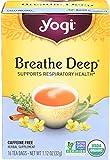 Yogi Tea Breathe Deep - 16 Tea Bags