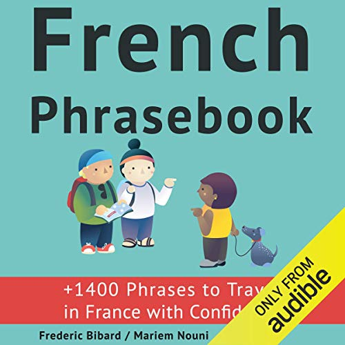 French Phrasebook audiobook cover art