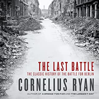 The Last Battle audiobook cover art